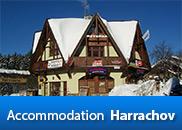 Rotunda Harrachov - accommodation Giant Mountains